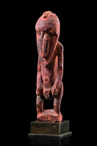 Female ancestor figure, Papua New Guinea - Ramu River