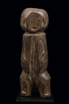 Anthropomorphic figure &quot;yanda&quot;, D. R. Congo, Azande