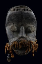Mask, Ivory Coast, Dan