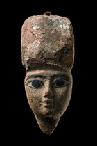 Mummy mask, Egypt