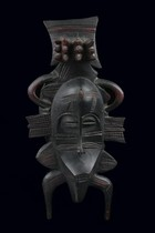 Mask &quot;kpelie&quot;, Ivory Coast, Senufo