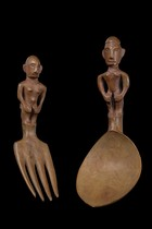 Spoon and fork, Philippines - Ifugao