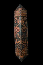 Shield &quot;kliau&quot;, Indonesia - Borneo, Dayak