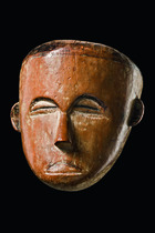 Puppet head, Gabon, Fang