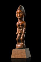 Female figure, Gabon, Punu
