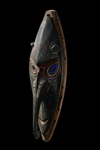 Mask of a spiritual being, Papua New Guinea - Sepik