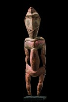 Figure of an ancestor spirit, Papua New Guinea, Middle Sepik, Sawos