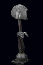 Fertility doll &quot;biiga&quot;, Burkina Faso, Mossi