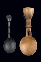 Two spoons, Ivory Coast