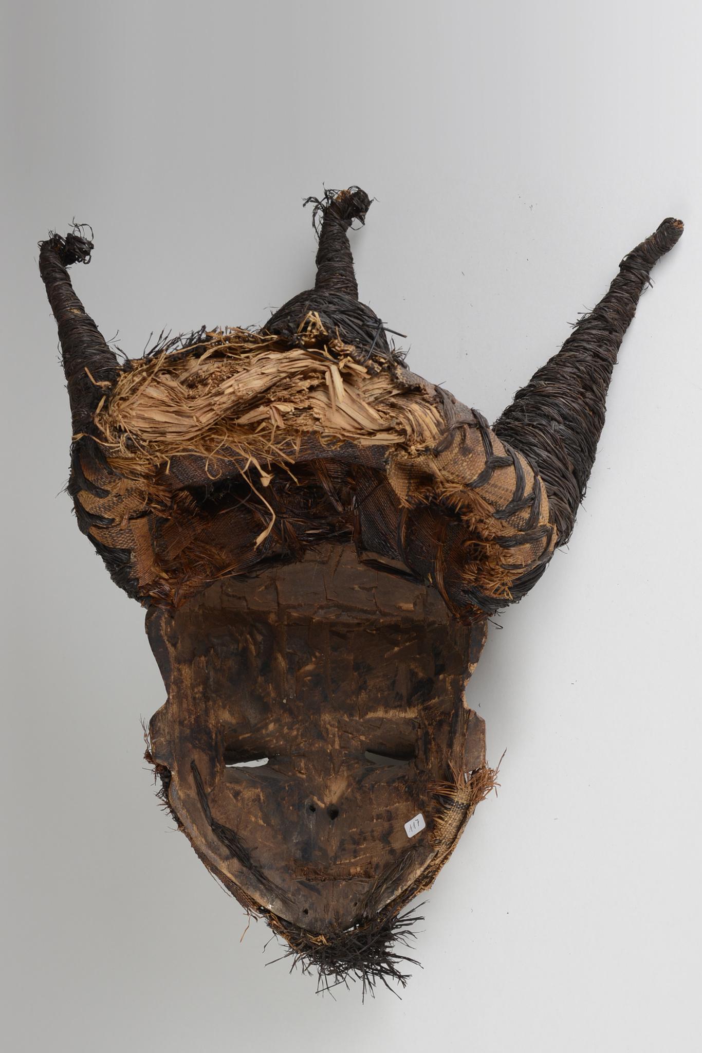 """Maske """"phumbu"""""""
