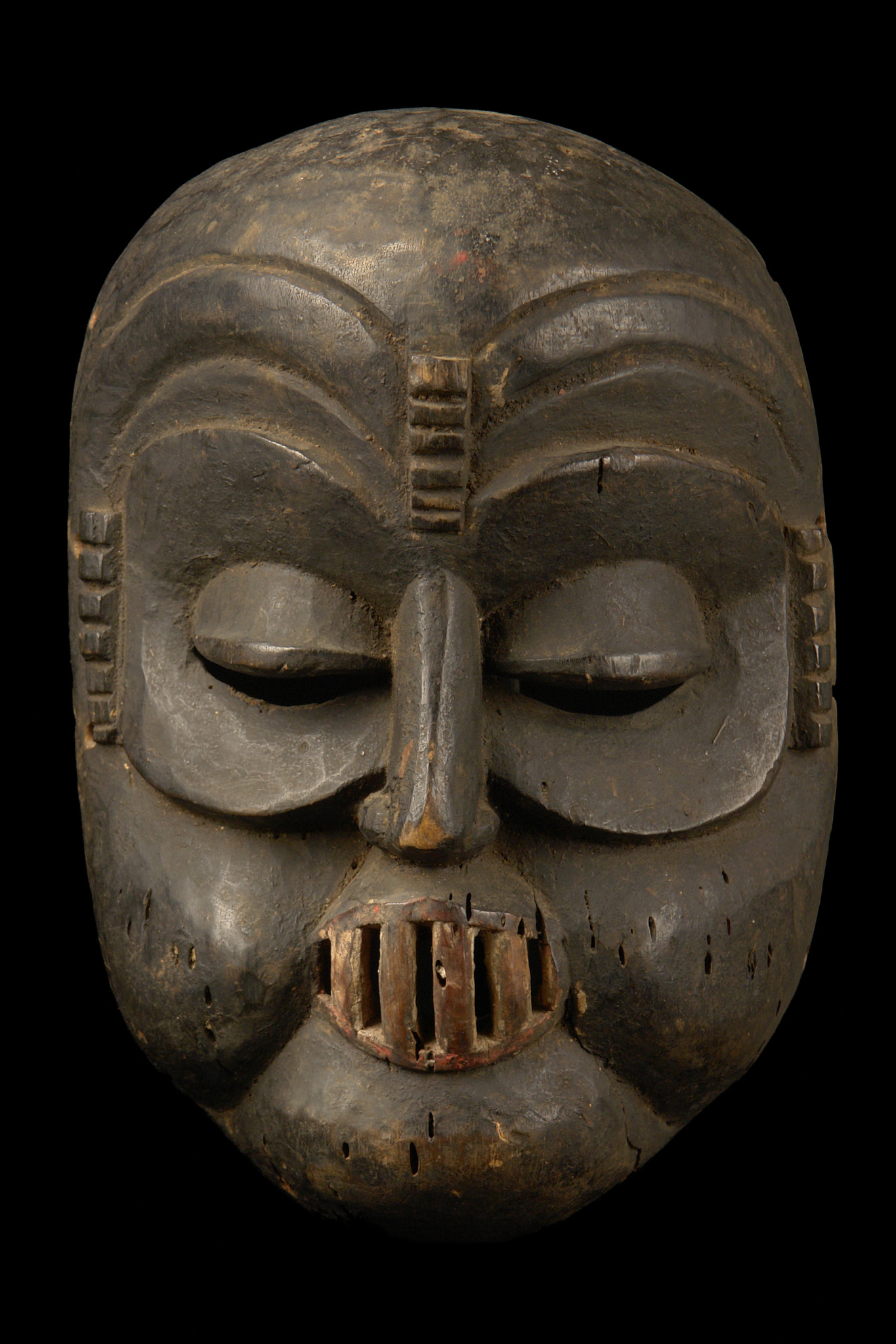 The Function of an African Mask