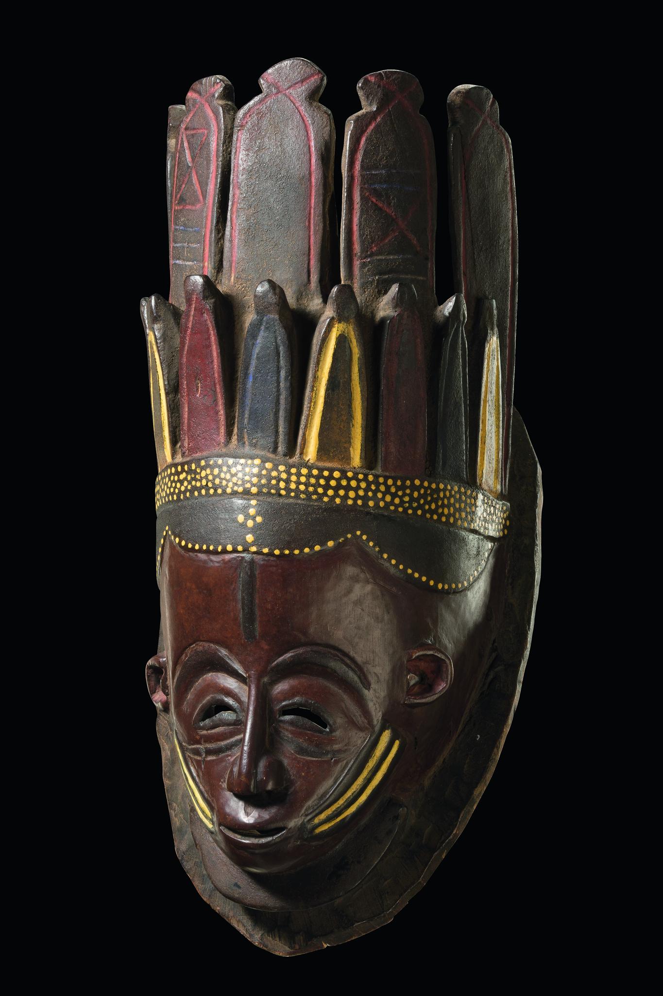 Große Maske