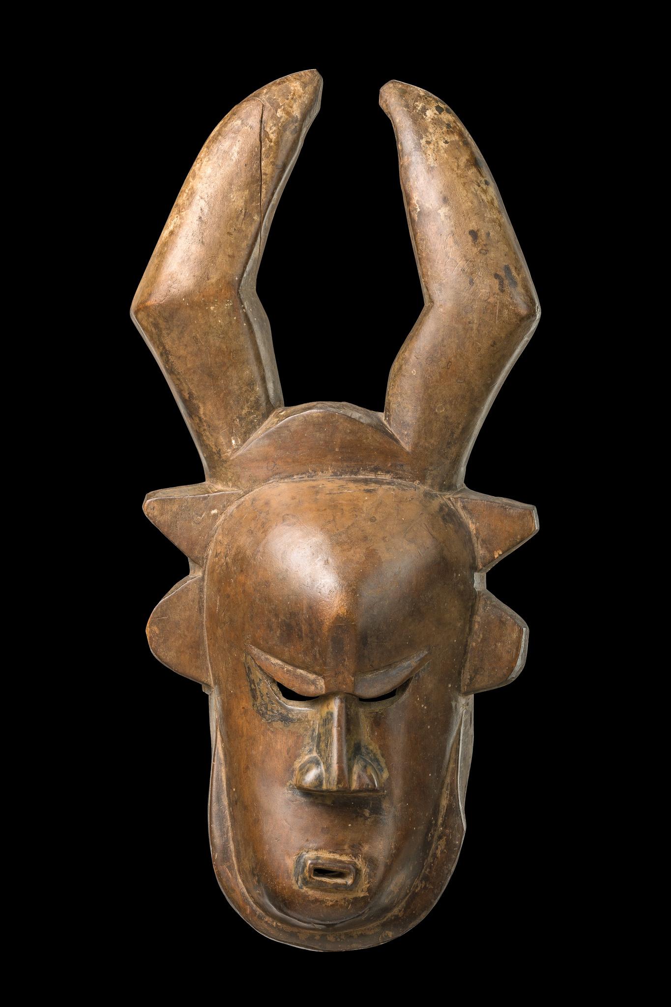 """Zoomorphe Maske """"siginkura-ayna"""""""