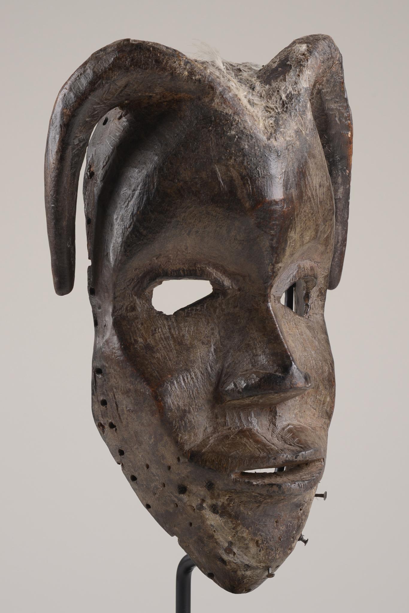 Hörnermaske