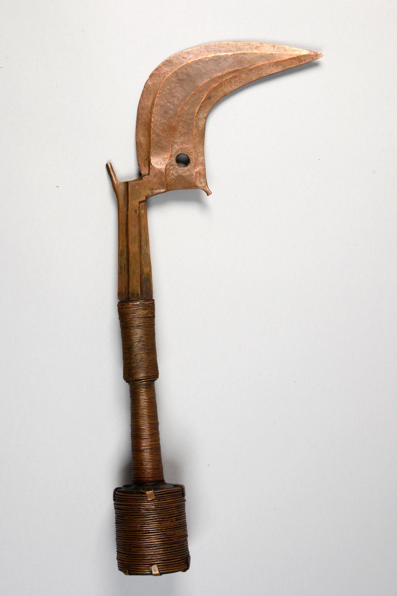 Seltenes Sichelmesser