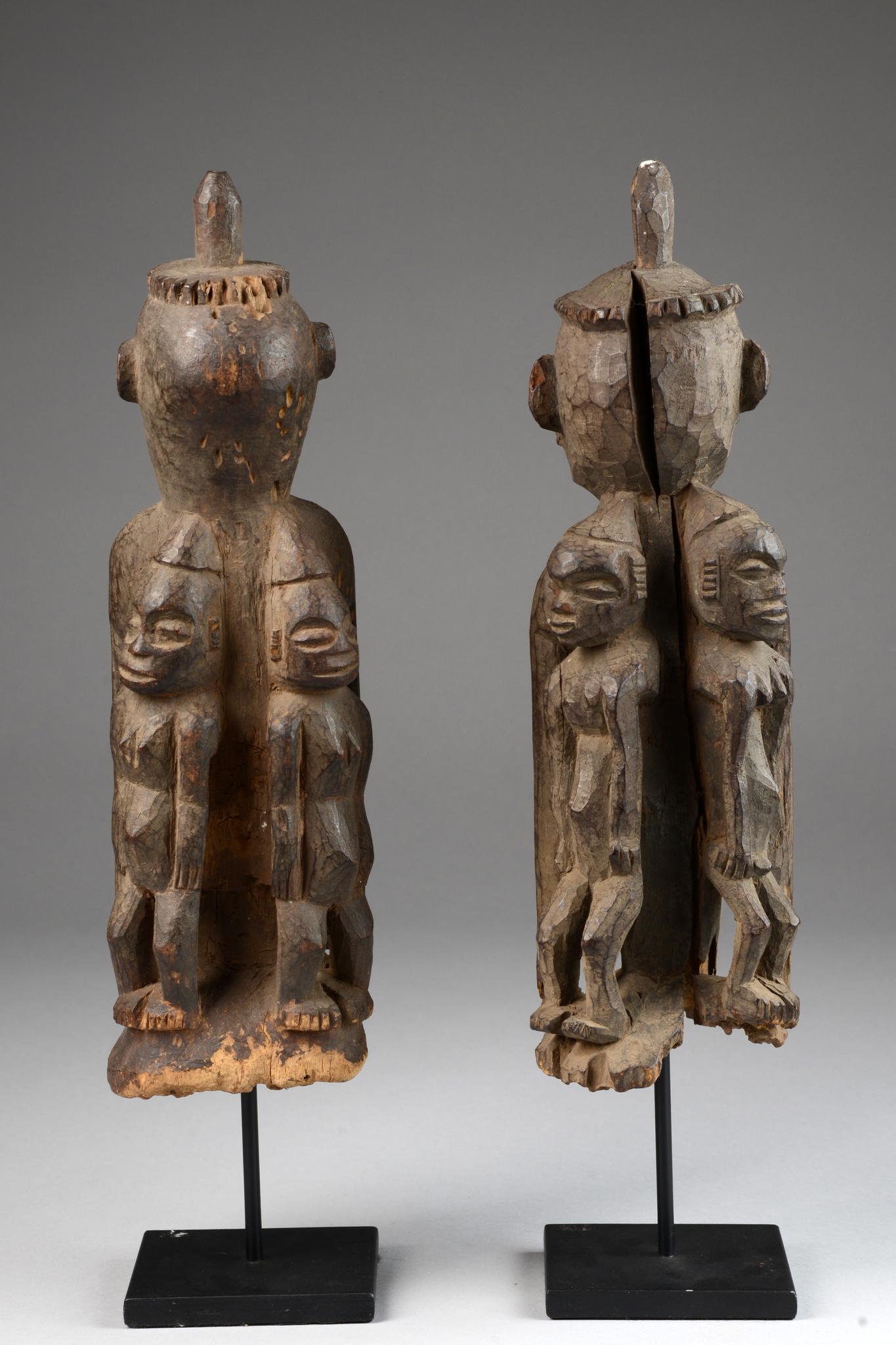 Pair of figures