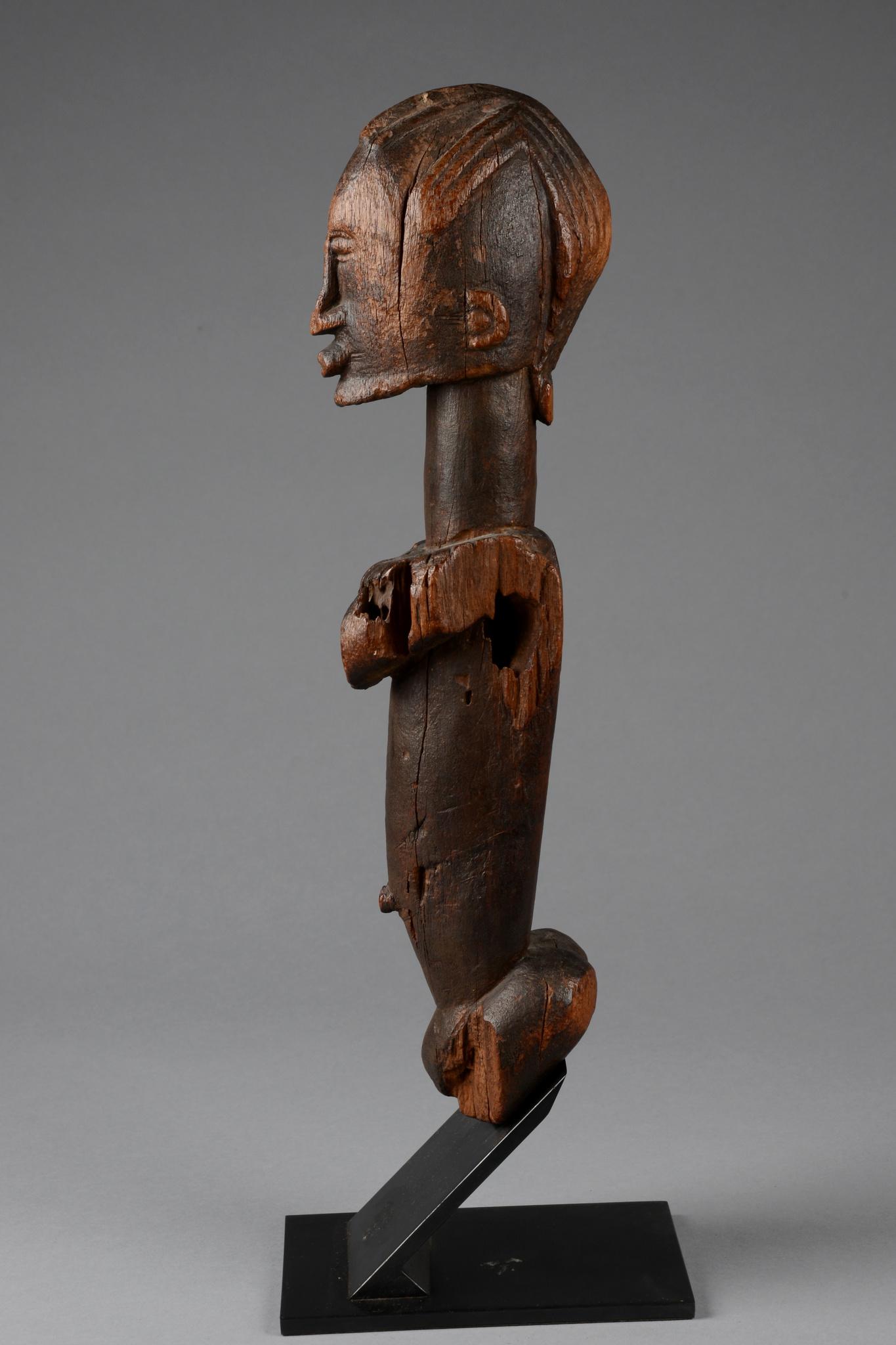 Torso of a female figure