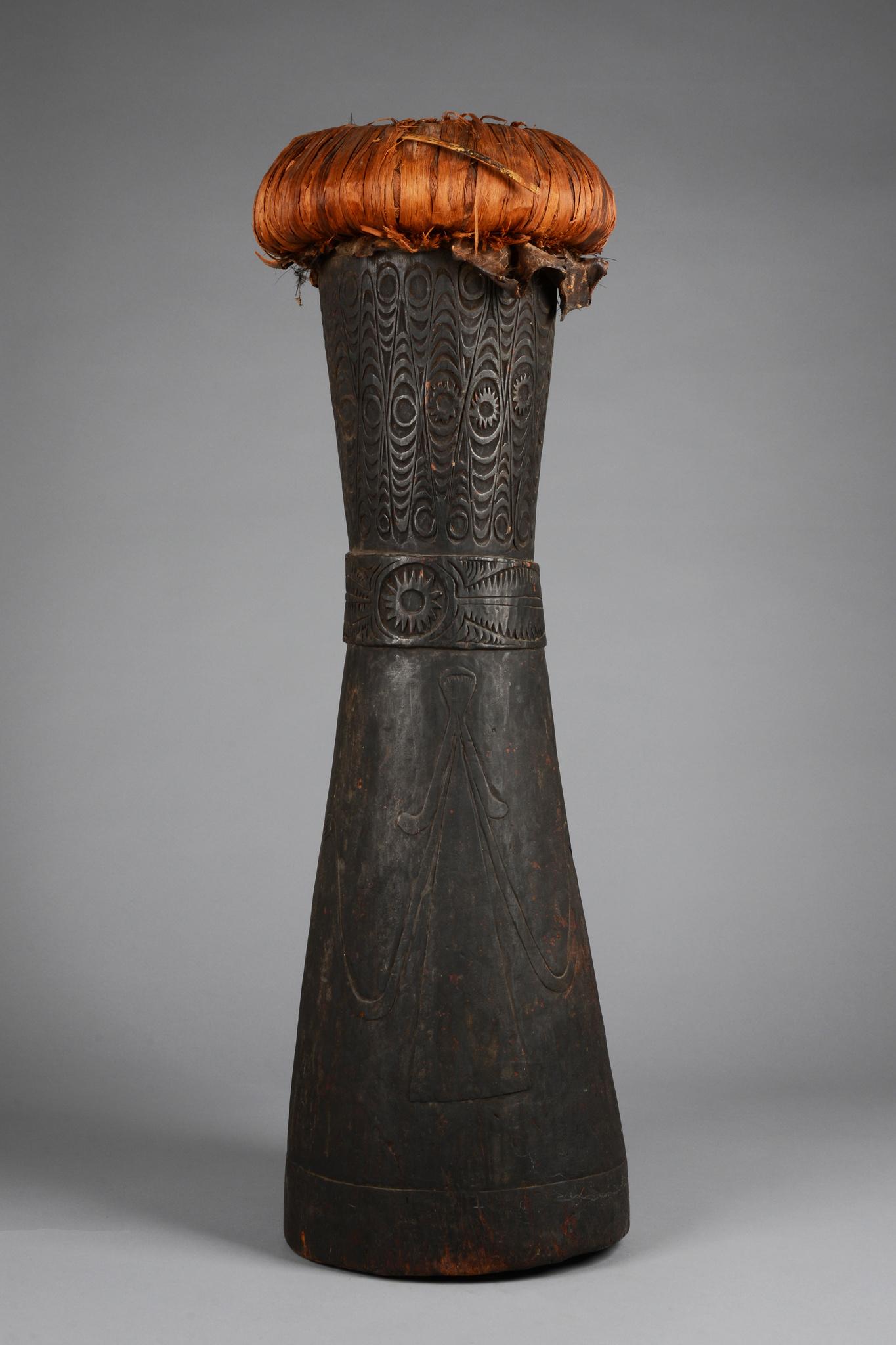 Grand tambour, env. 1880