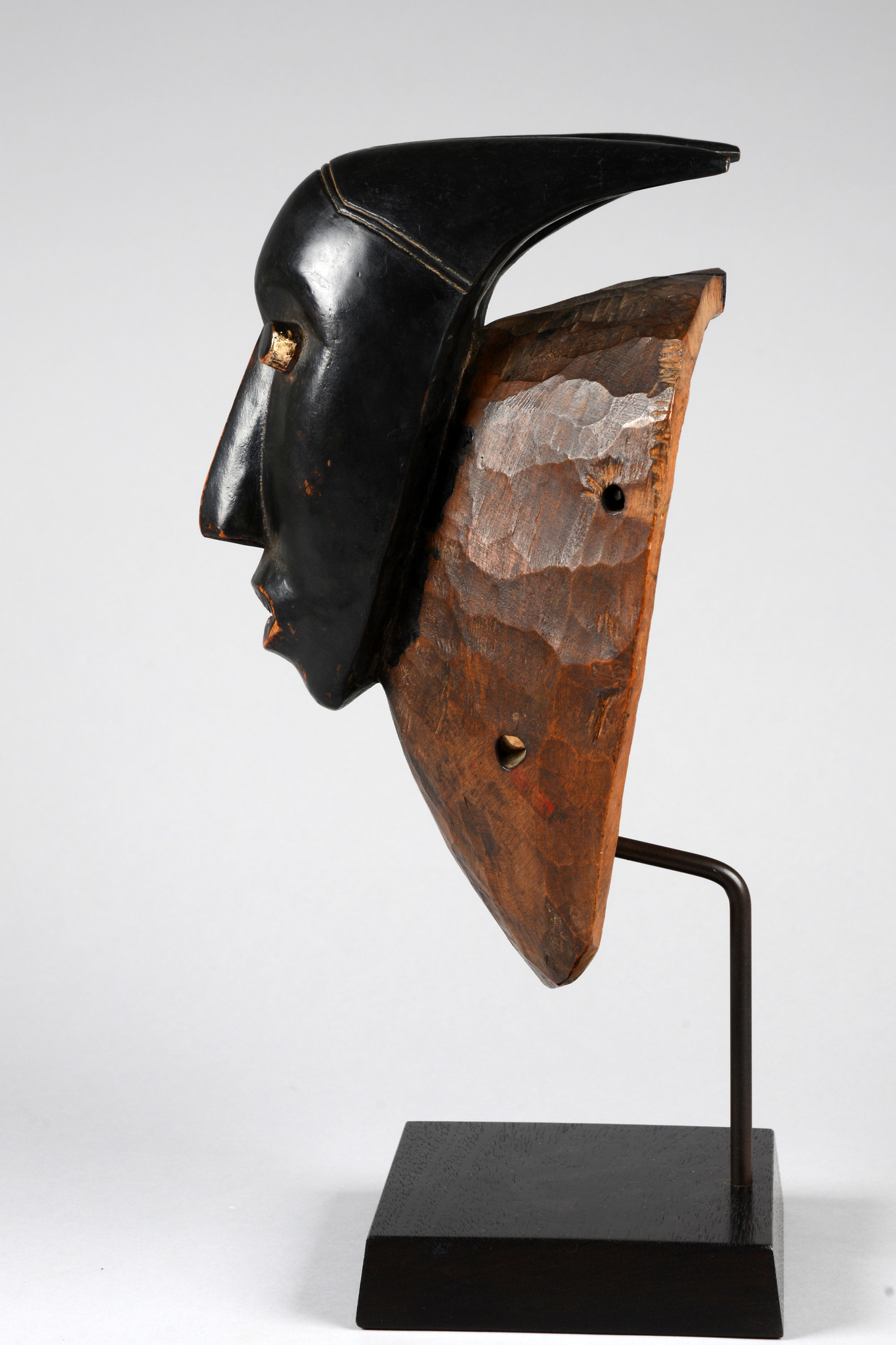 "Hörnermaske ""konon buene"""