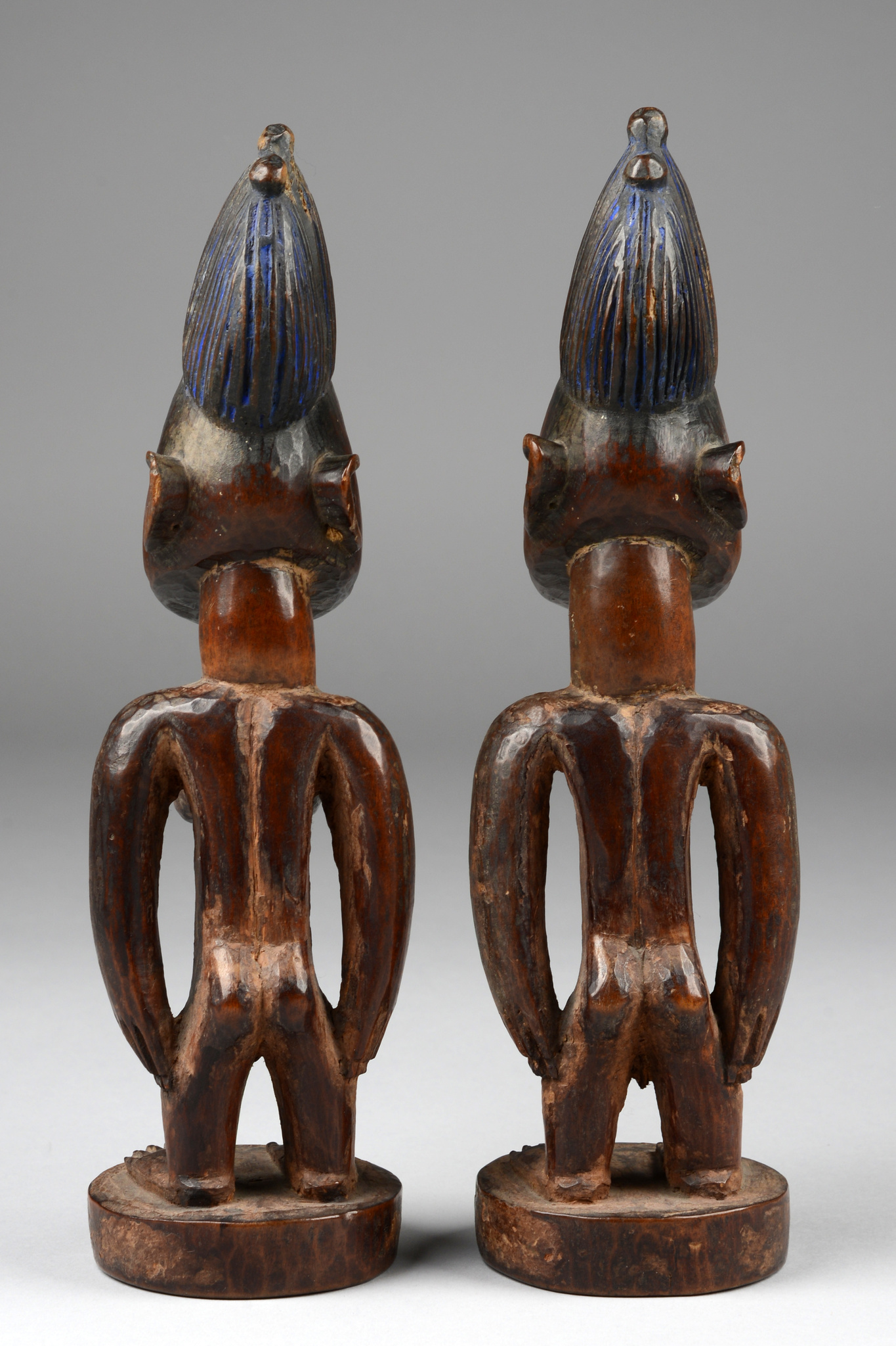"Couple of twin figures ""ere ibeji"""