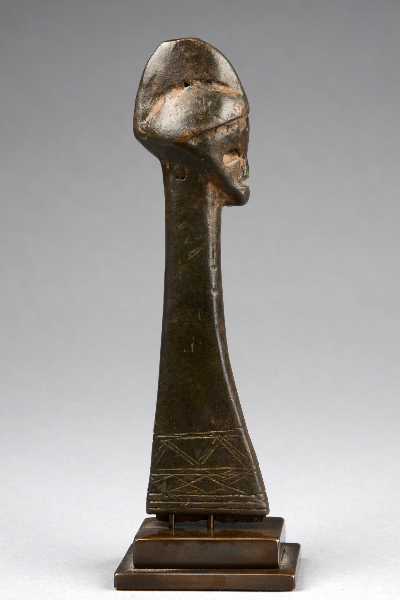 Handle of executioners's sword