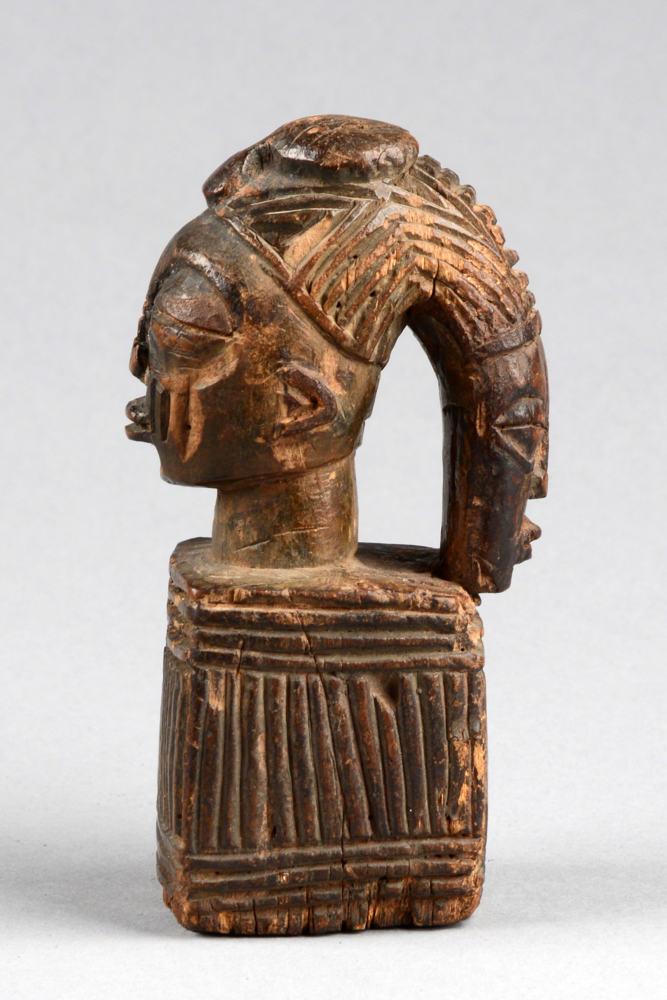 "Amulet of the ""eshu"" cult"