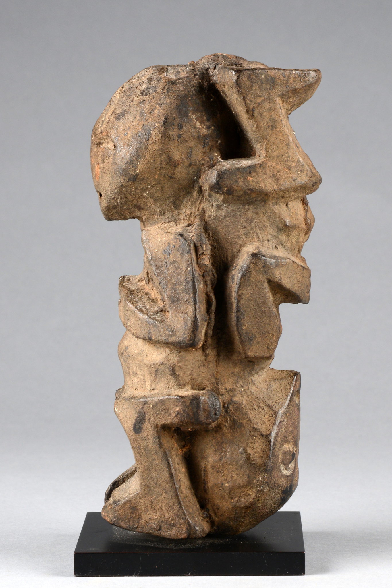 Rare double figurines