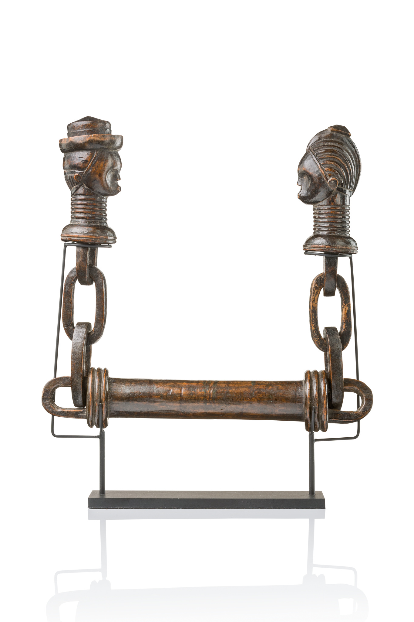 Halter für Hängematte, ca. 1890/1900