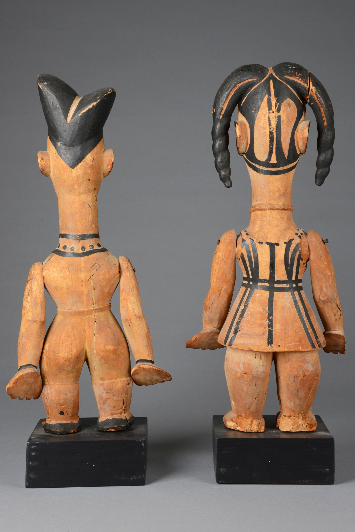 Pair of puppets