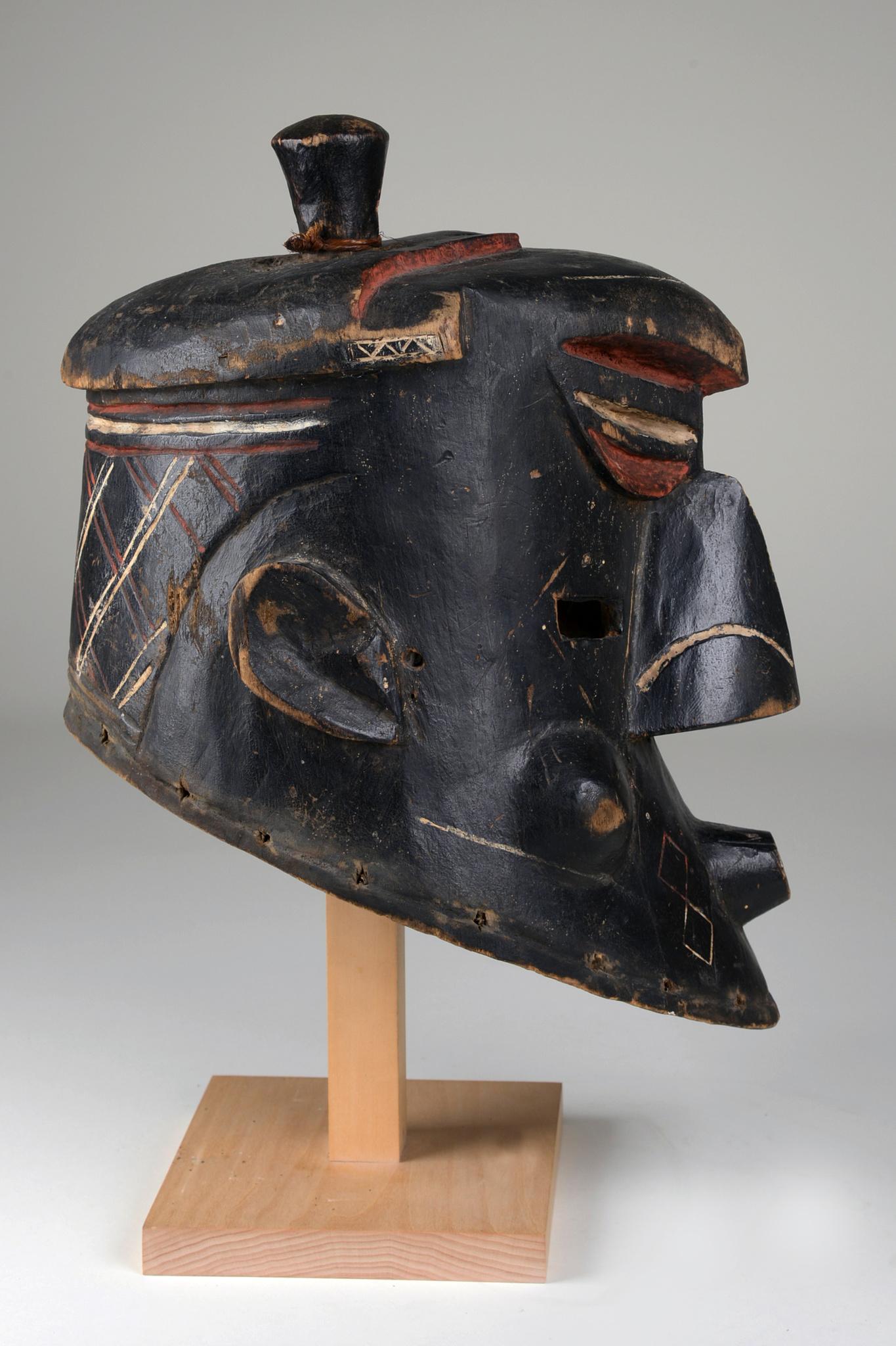 """Helmmaske """"tshibangabanga"""""""