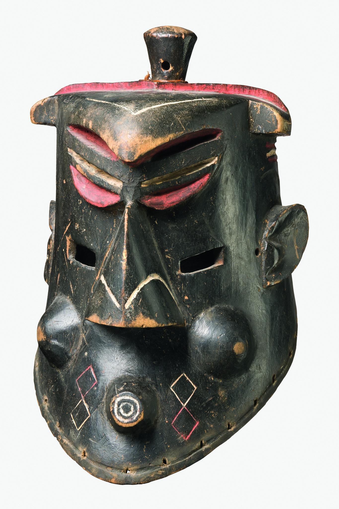 """Helmet mask """"tshibangabanga"""""""
