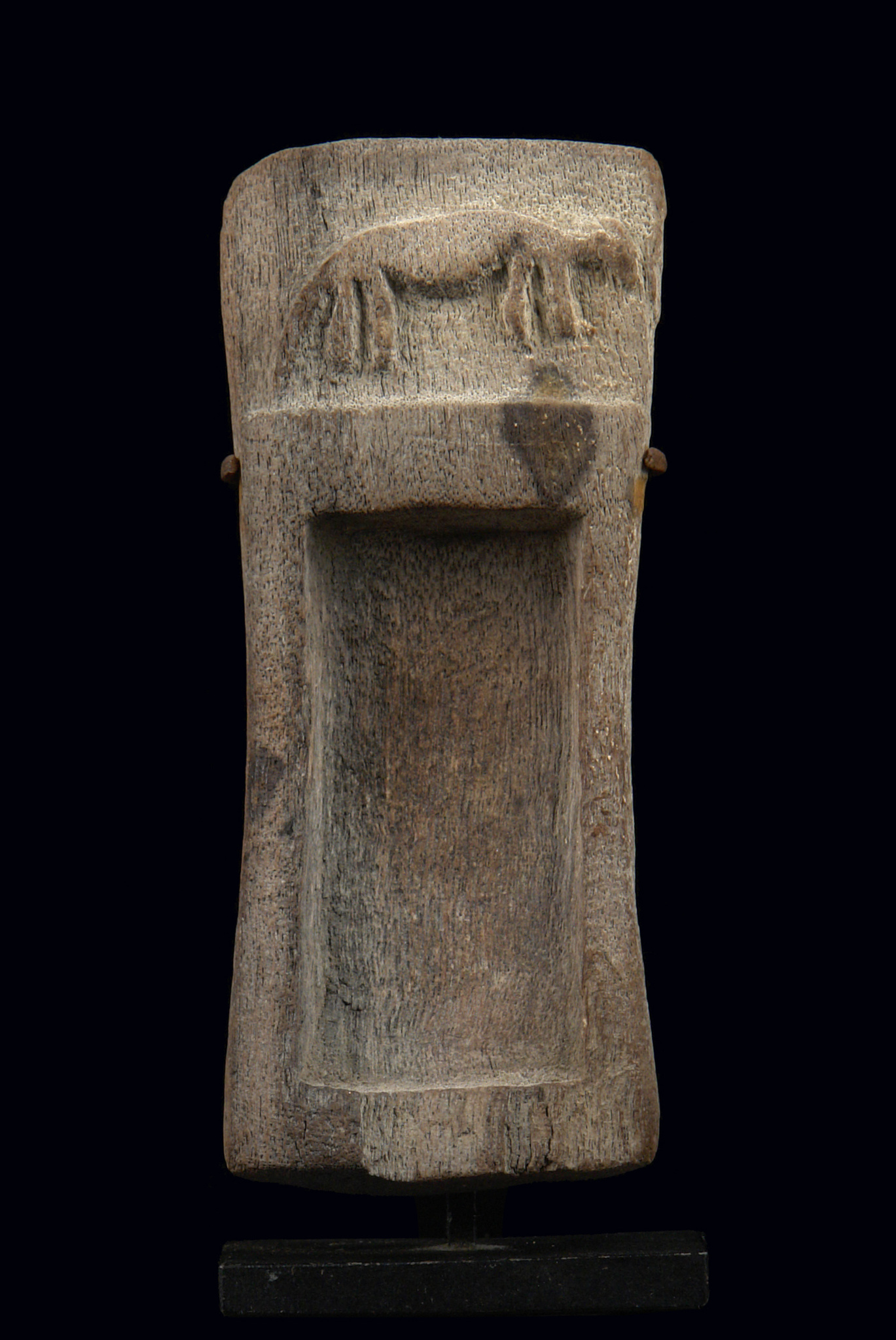 Schale für Schnupftabak, ca. 1100 n. Chr.
