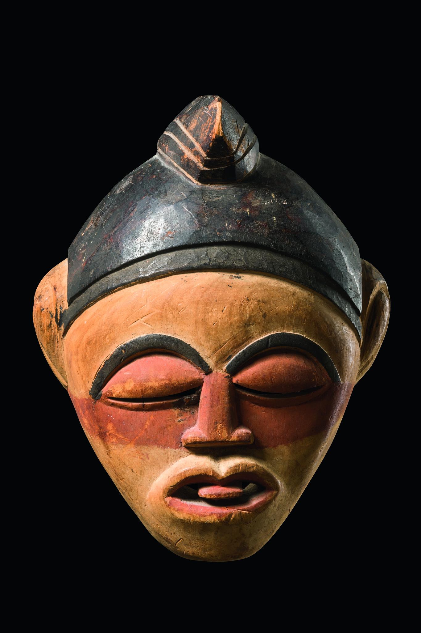 Ancien masque rare