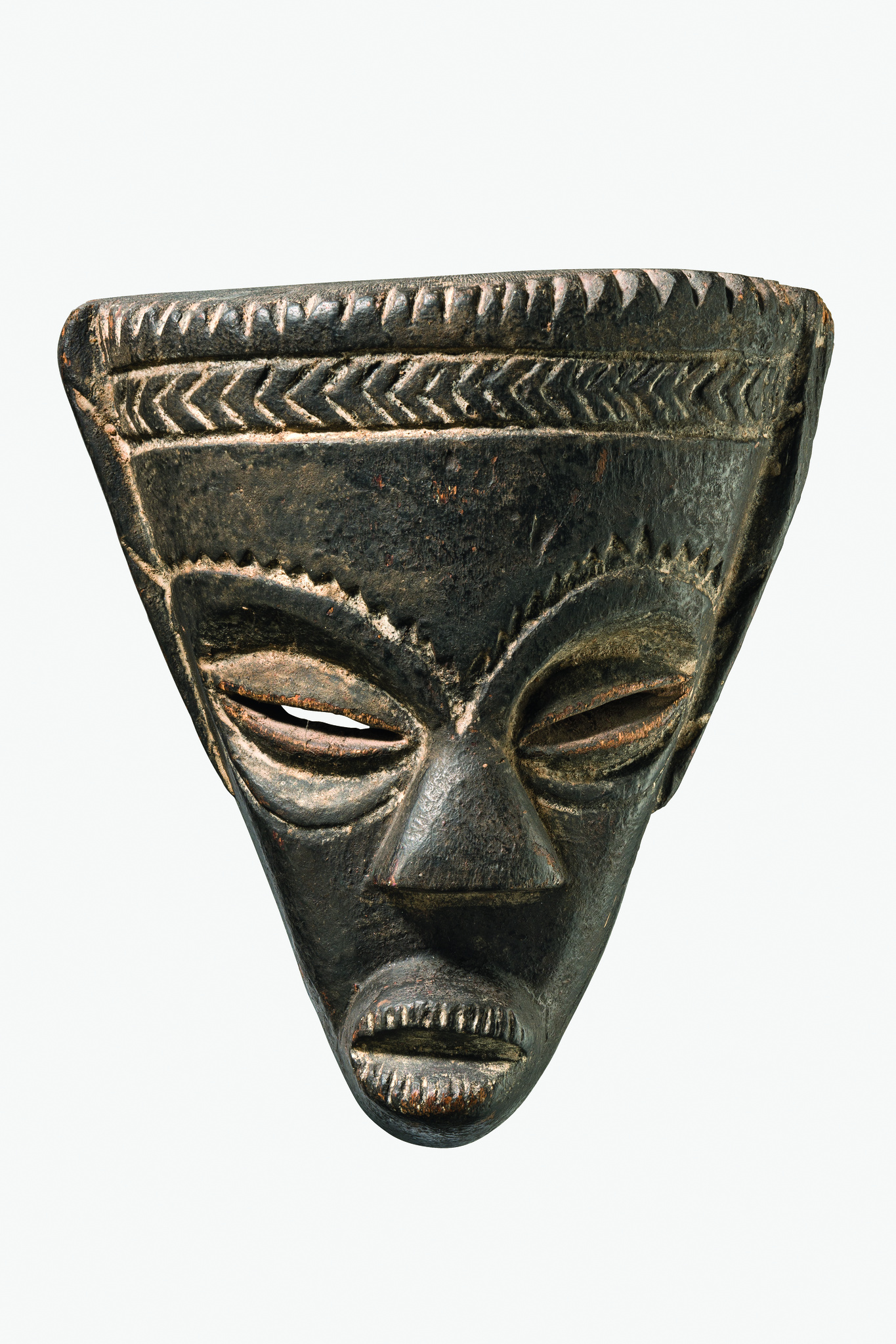 Small anthropomorphic mask