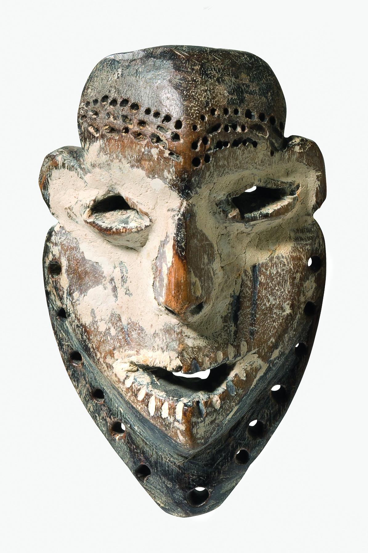 """Maske """"lukwakongo"""""""