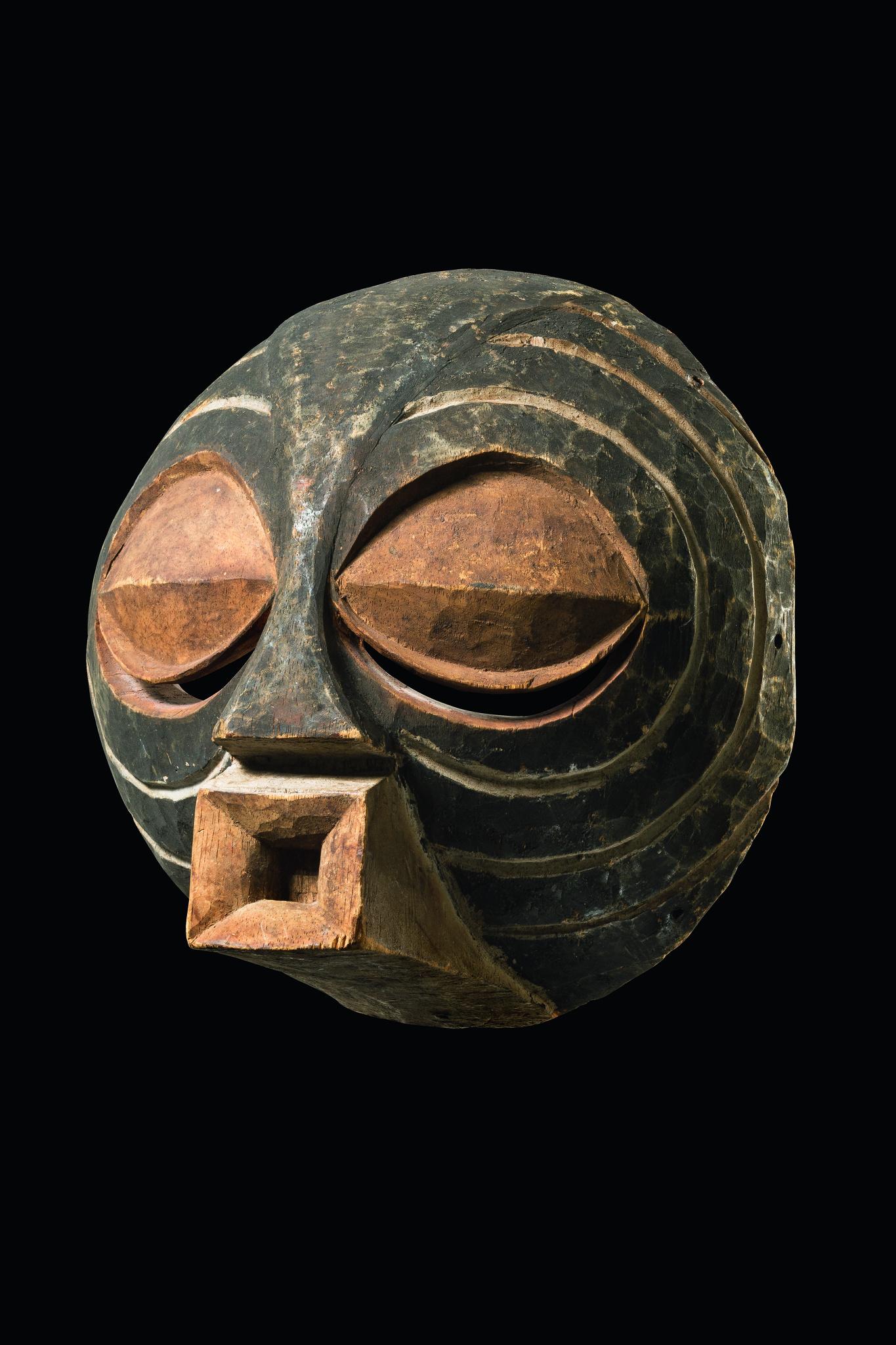 """Maske """"kifwebe"""""""