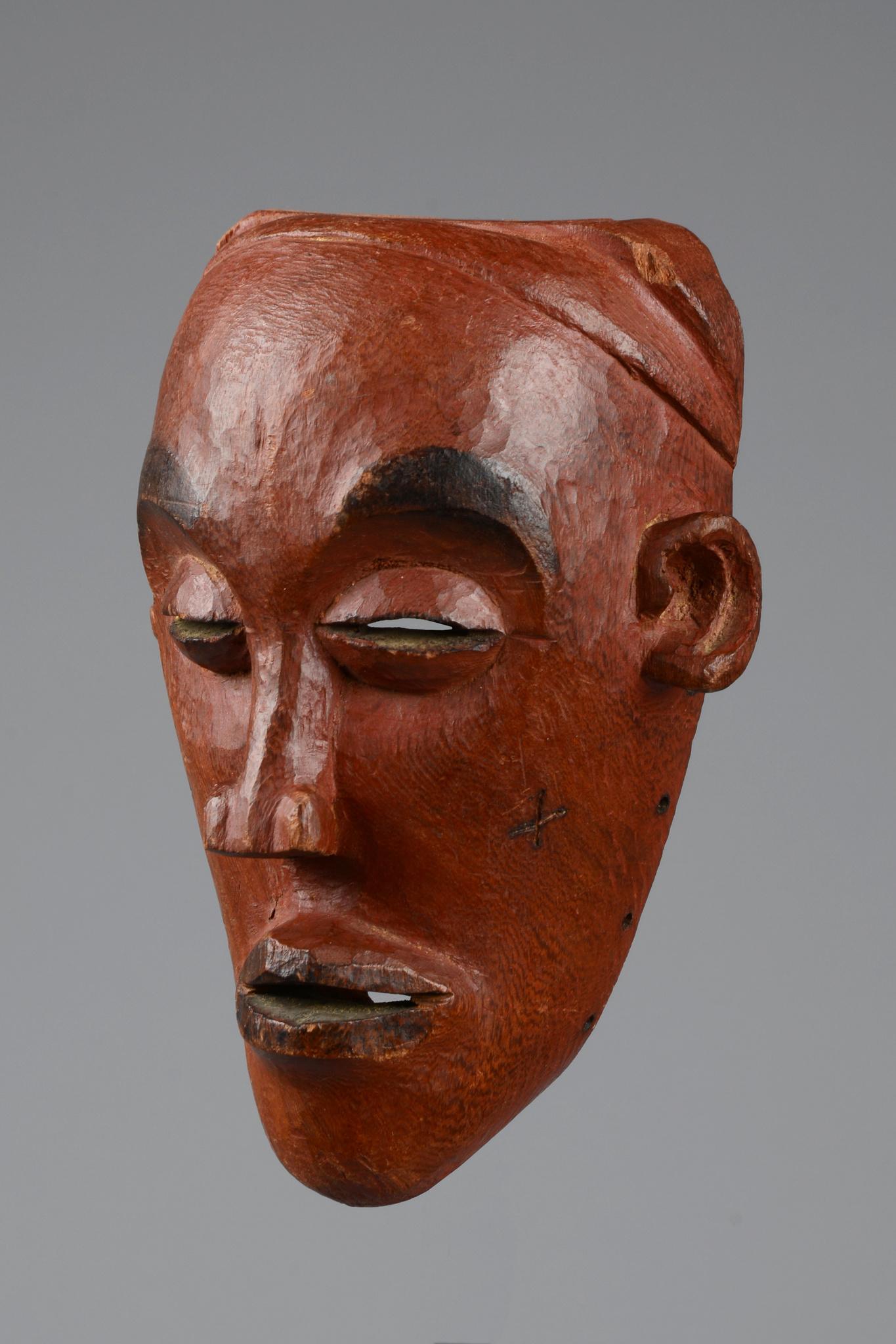 "Maiden spirit mask ""mwana pwo"""