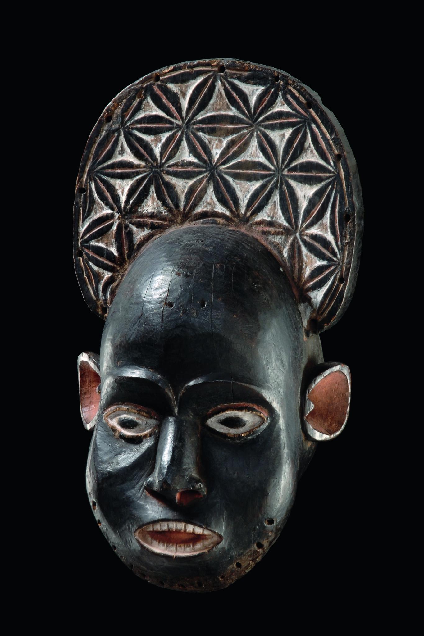 Maske eines Notablen