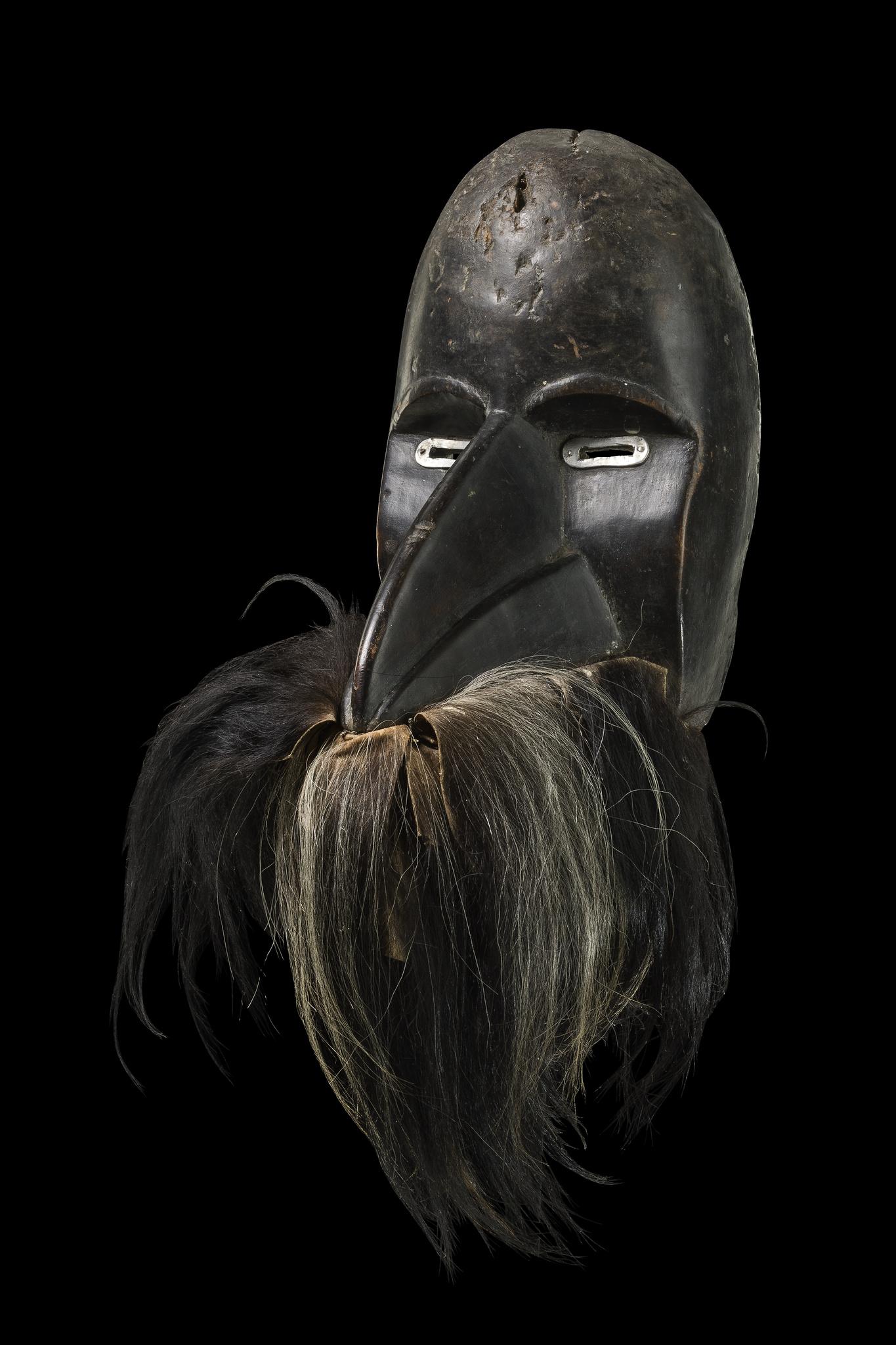 "Maske ""gägon"""