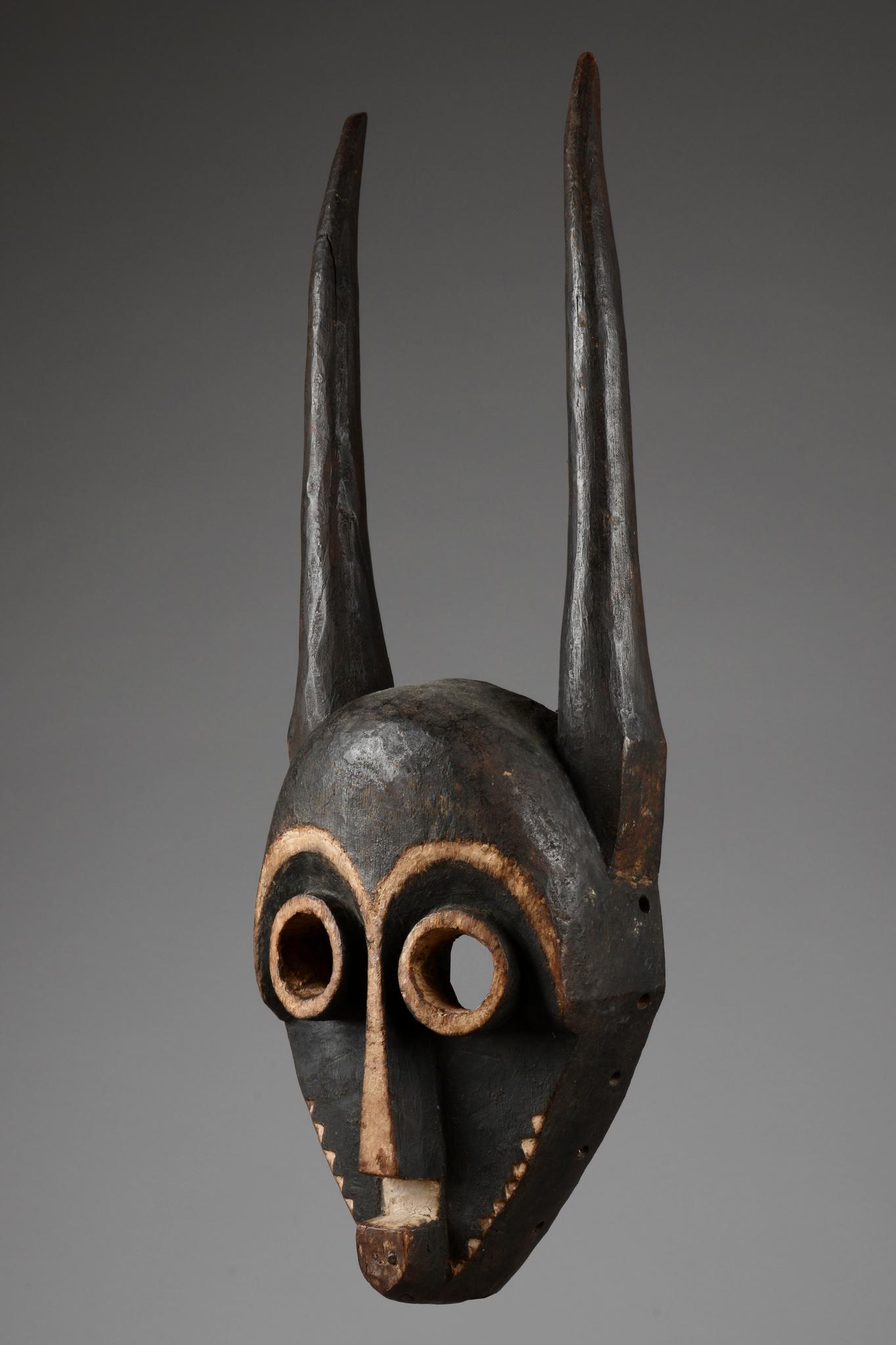 """Hörnermaske """"giphogo"""""""