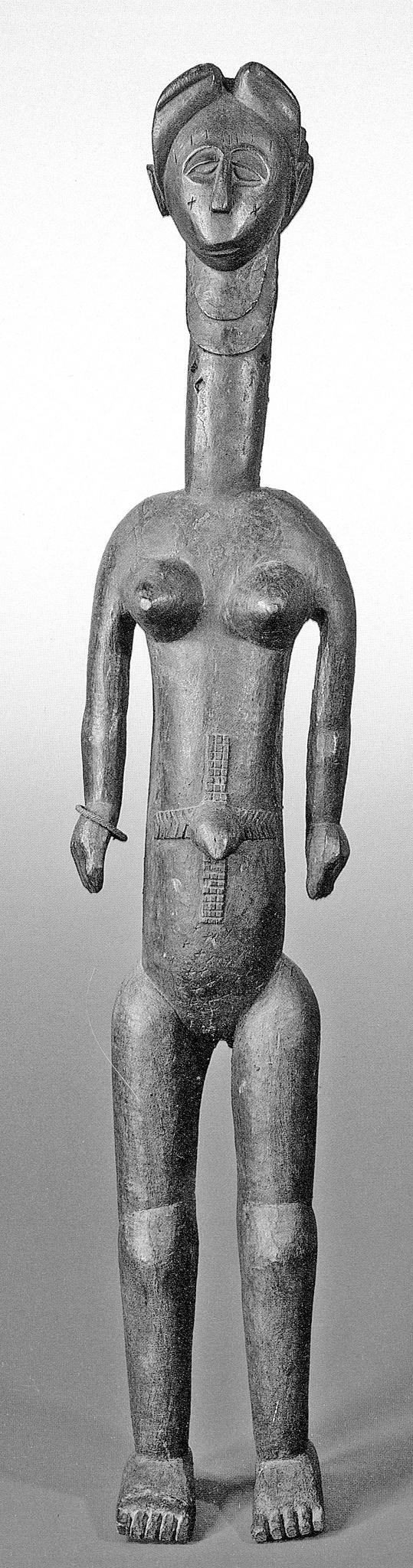 Rare female figure