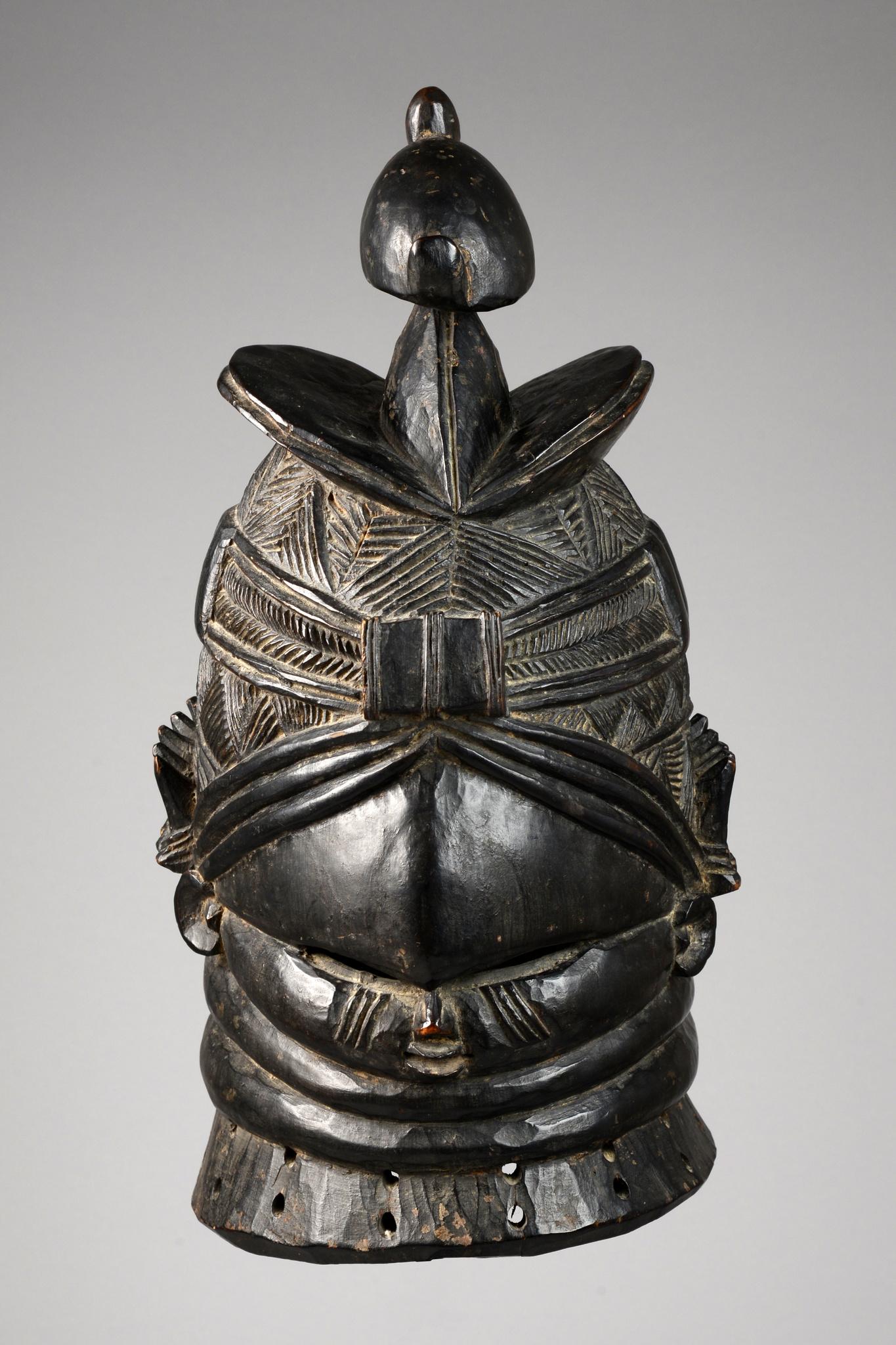 "Helmet mask ""sowei"""