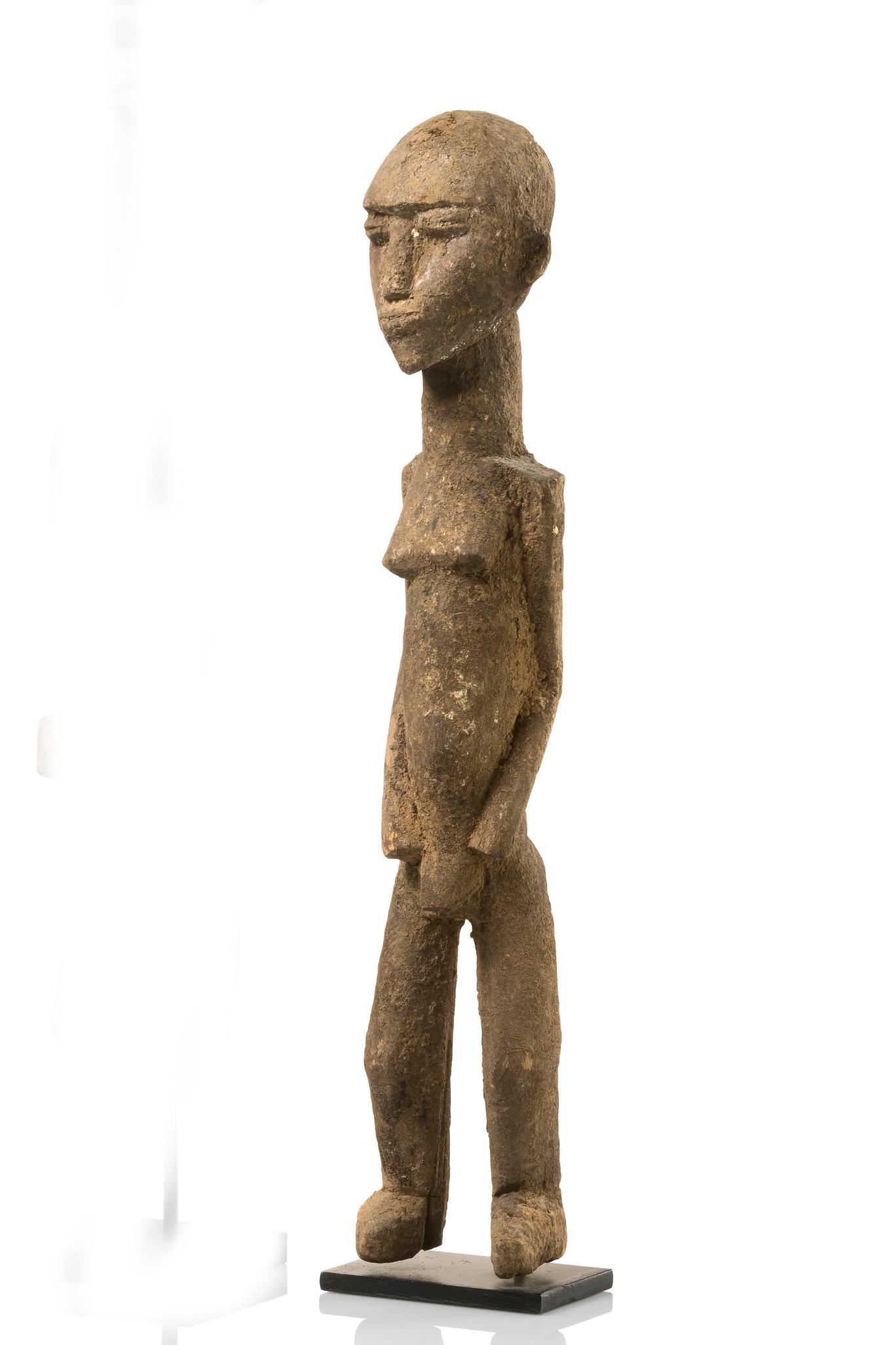 """Stehende männliche Figur """"bateba phuwe"""""""