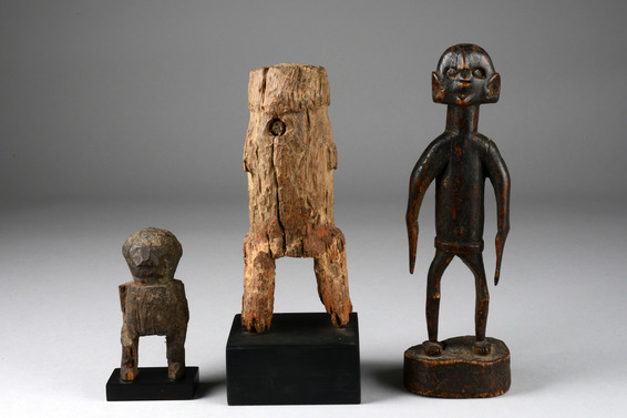 Drei Figuren