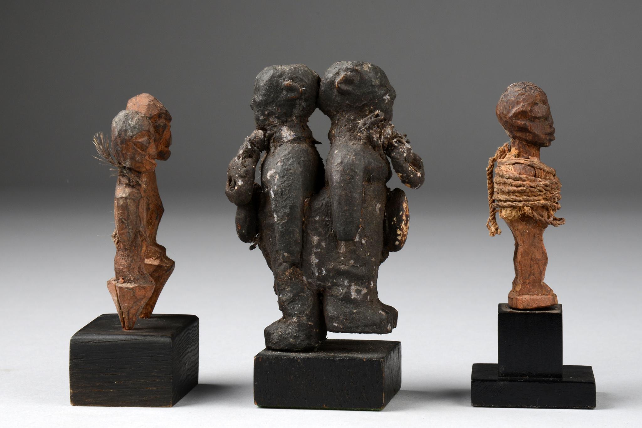 Vier Figuren