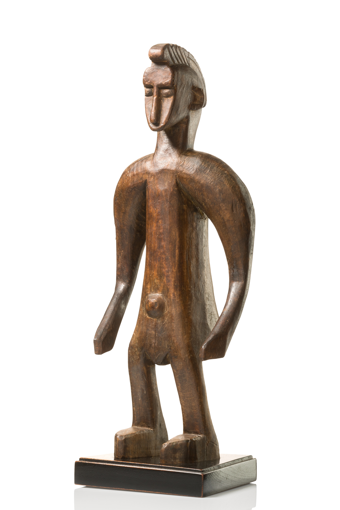 "Standing figure of the ""jo"" society"