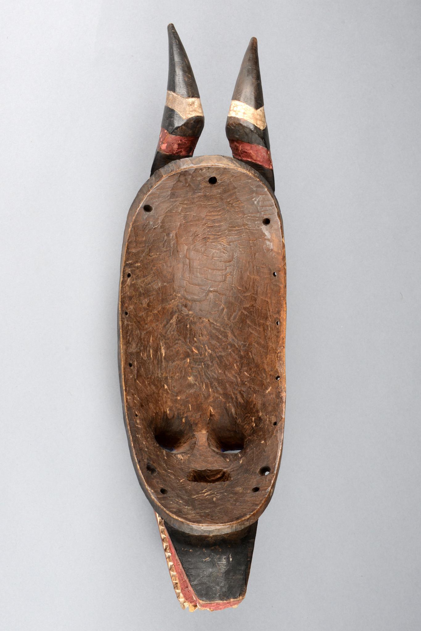 "Zoomorphe Maske ""zamble"""