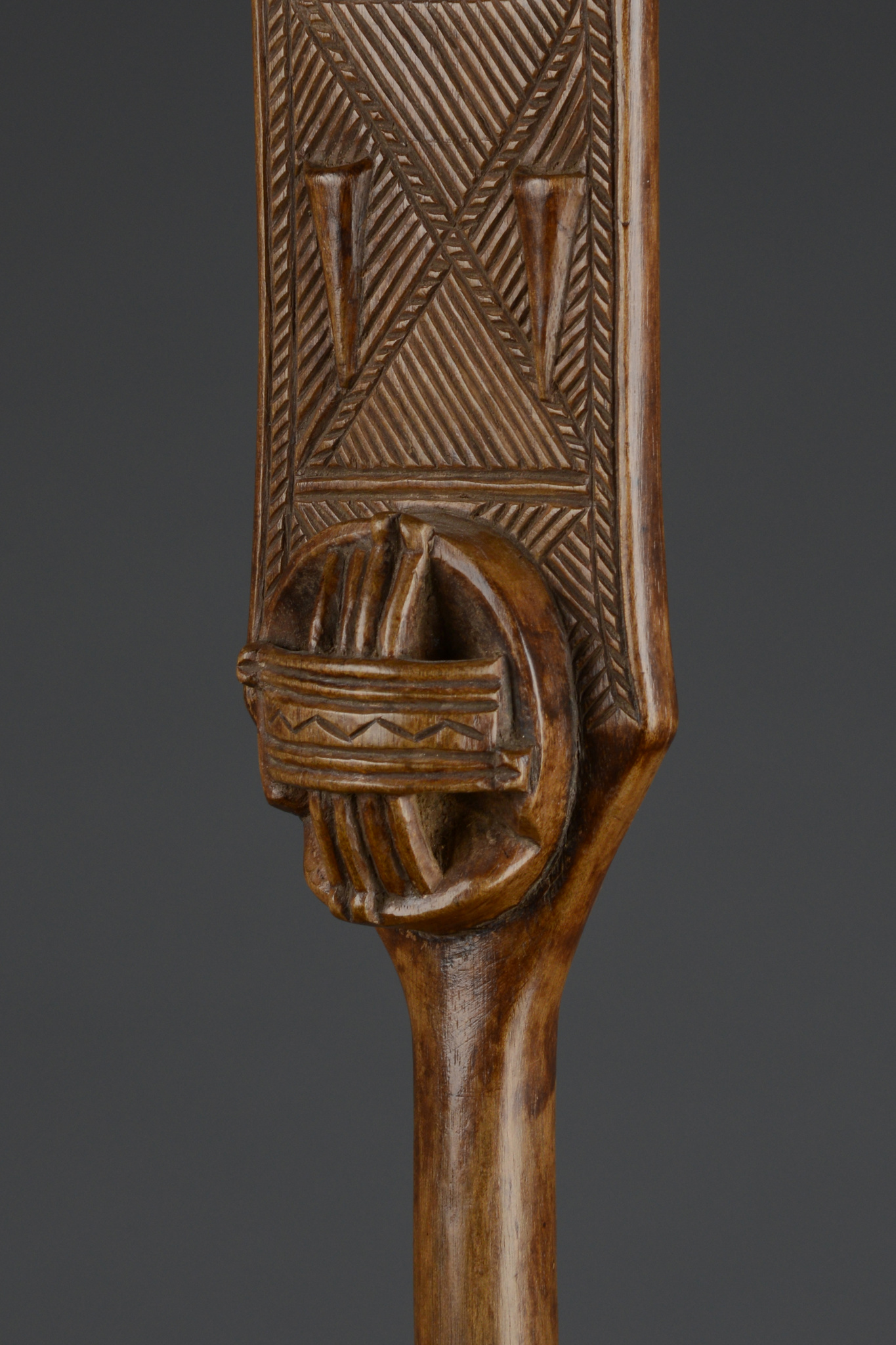 "Bâton de commandement ""kibango"""