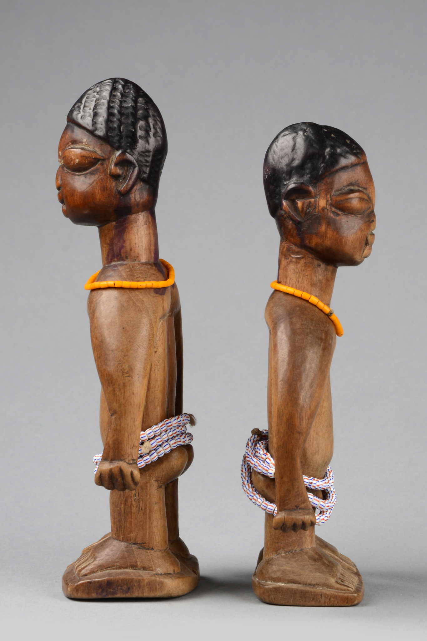 Male pair of twin figures