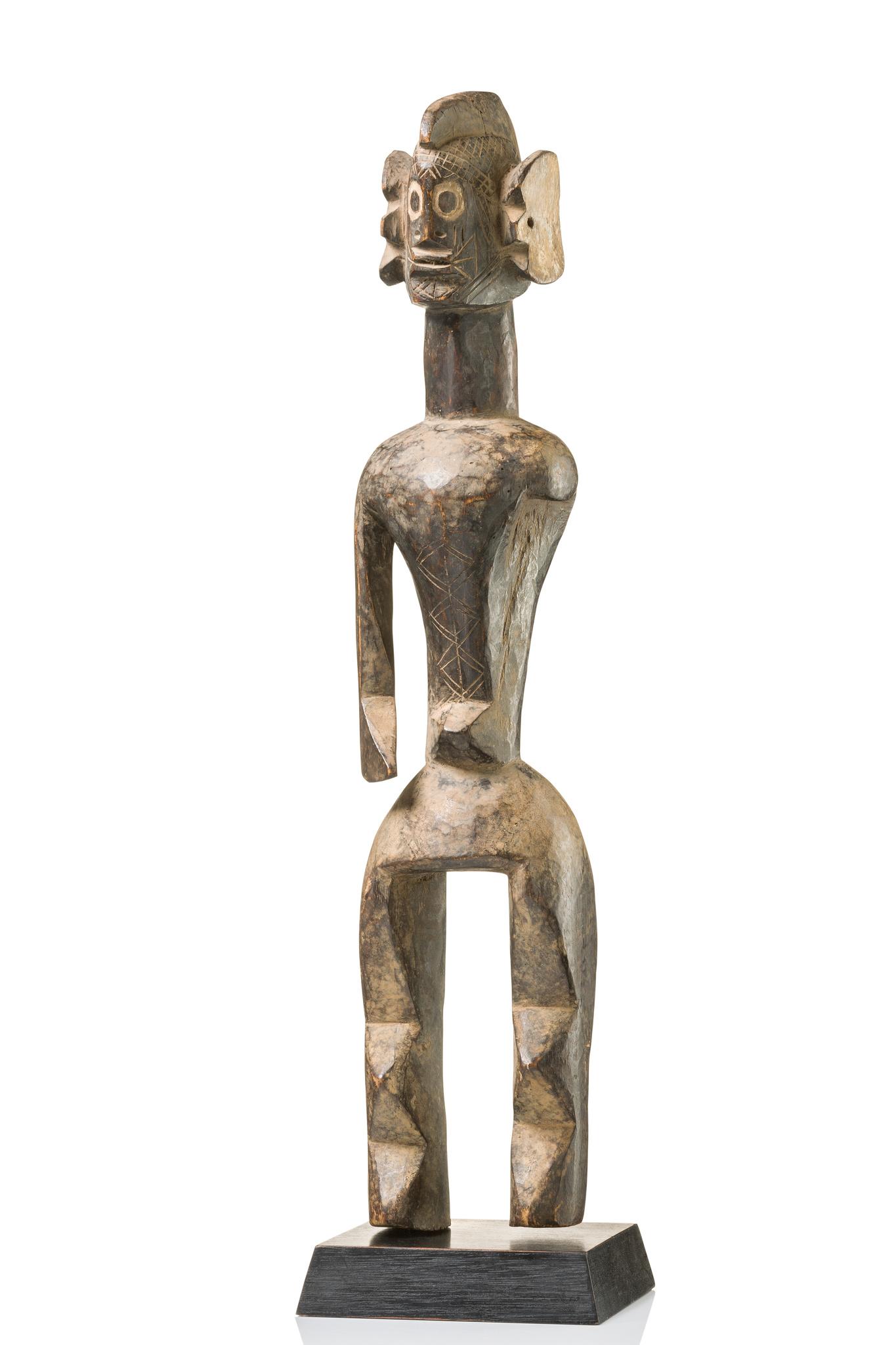"Stehende anthropomorphe Figur ""iagalagana"""